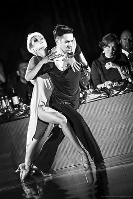 Арсен Агамалян и Оксана Васильева, фото Алексей Исмагилов