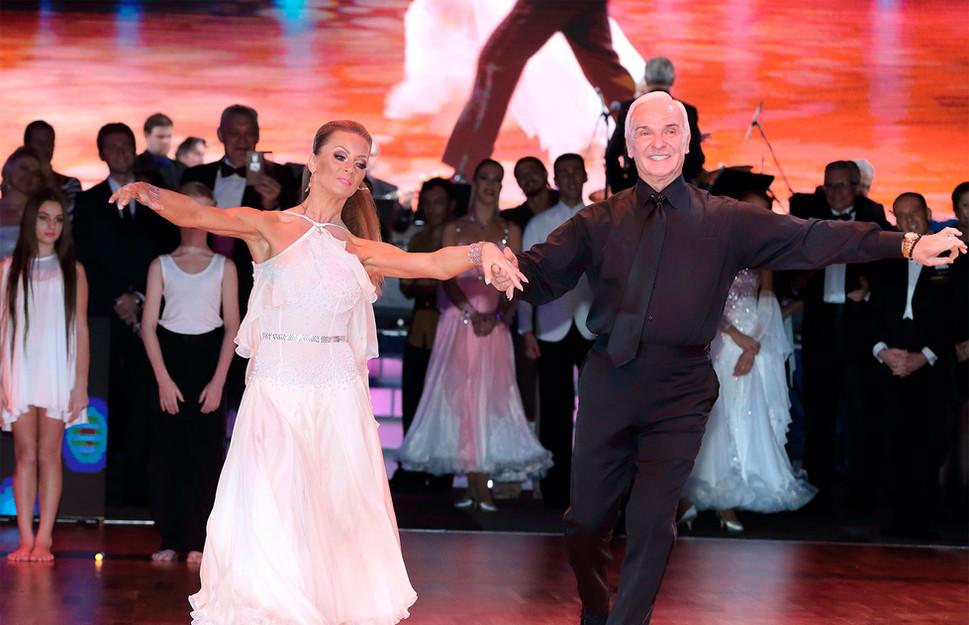 Станислав Попов и Виктория, фото Юрий Коныжев