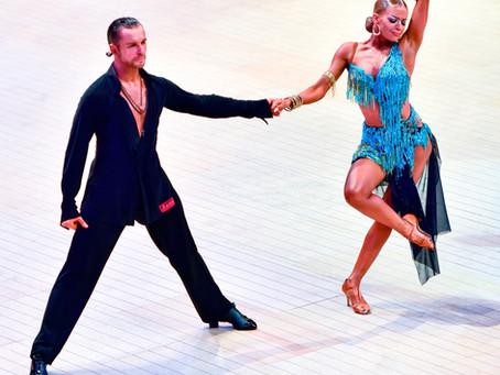 Владимир Литвинов и Ольга Николаева: «Сразу была одна цель — танцы»