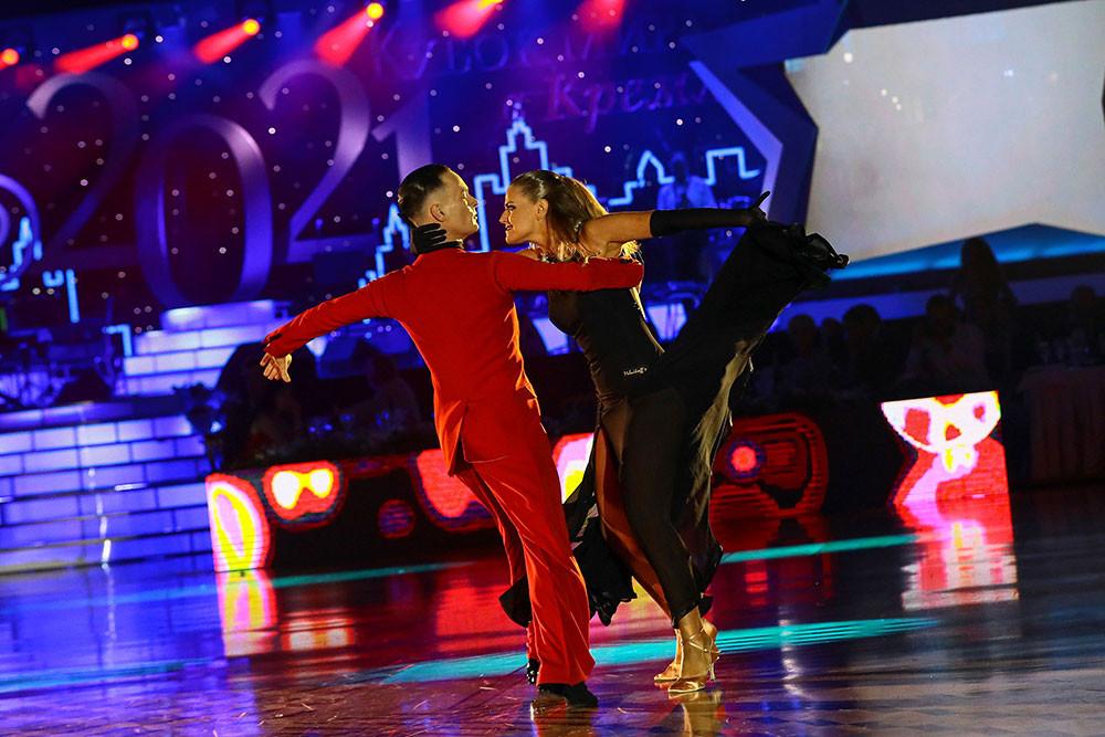 Алексей Половников и Ольга Щербина, фото Дмитрий Плетнев