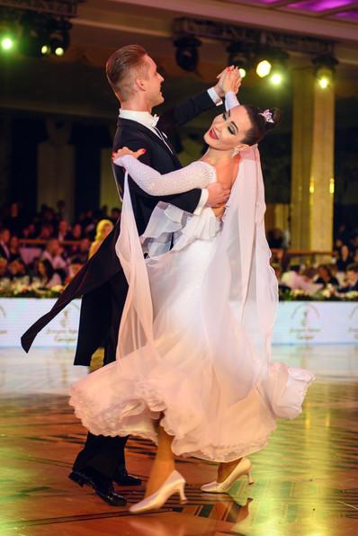 Иван Новиков и Анастасия Усанова, Россия, Про-Эм, фото Светозар Андреев