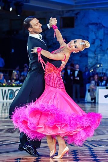 Арунас Бижокас и Катюша Демидова (США), фото Светозар Андреев