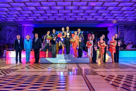 Победители и финалисты чемпионата Европы, фото Светозар Андреев