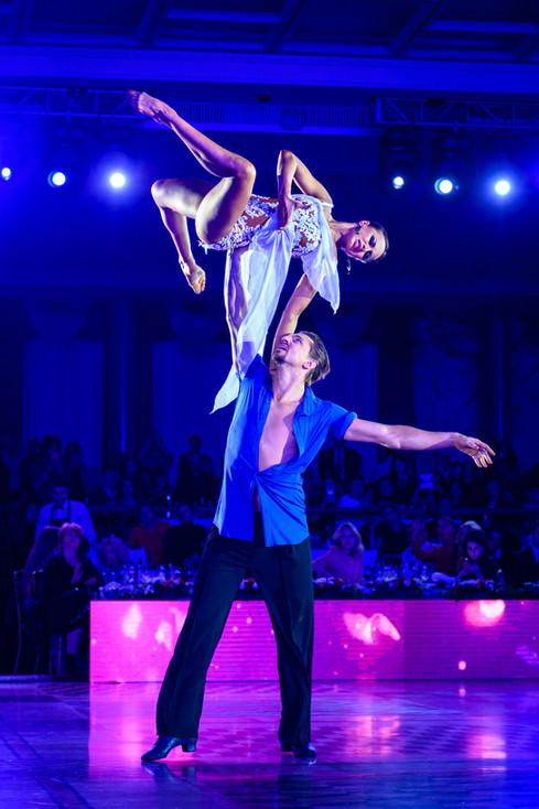 Денис Тагинцев и Екатерина Крысанова, фото Светозар Андреев