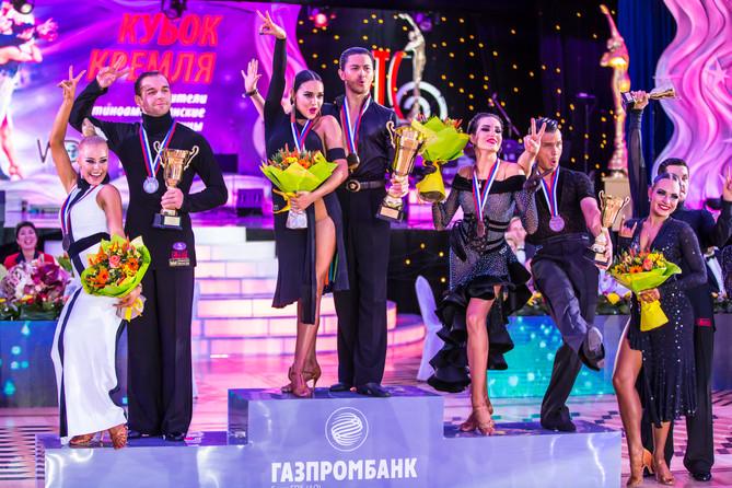 Награждение Кубок Кремля, фото Алексей Исмагилов