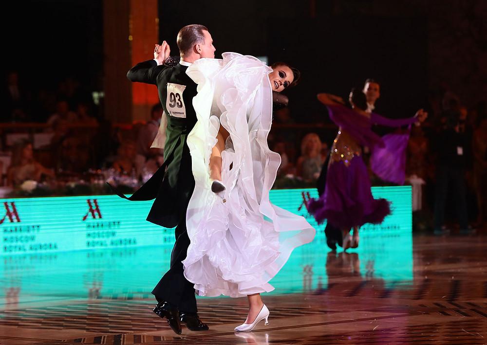 Мария Полищук и Игорь Резник, Украина, фото Дмитрий Плетнев