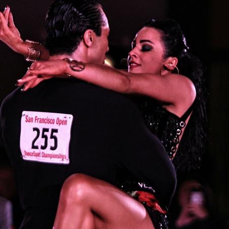 Джоэл Лопес и Кристина Беспечнова: «Мы знаем, как показать, что такое латиноамериканский танец!»