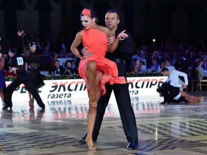 Дорин Фрикатну и Марина Сергеева, фото Олег Коныжев