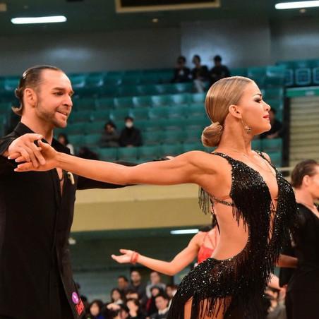 """Владимир Литвинов и Ольга Николаева: """"Мы стремимся рассказать историю в каждом танце"""""""