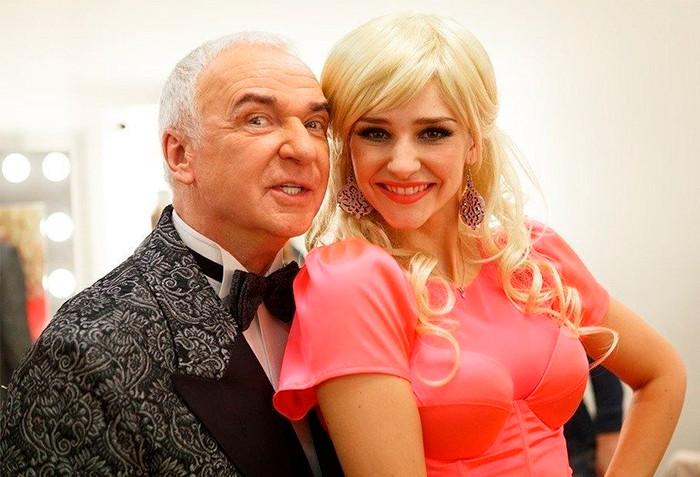 Станислав Попов и Глафира Тарханова.