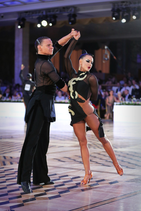 Андрей Патрушев и Екатерина Бралюк, фото Елена Анашина