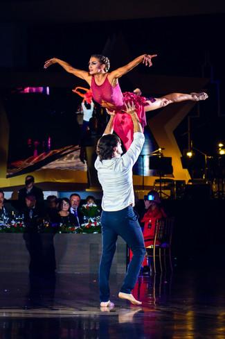 Виктор да Силва и Анна Мельникова, фото Светозар Андреев