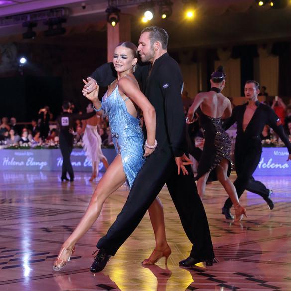Владимир Литвинов и Ольга Николаева, Россия, фото Юрий Когыжев