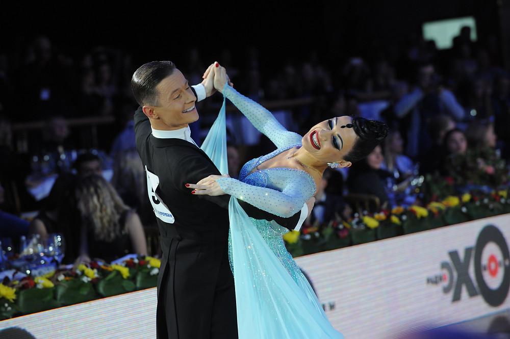 Станислав Зелянин и Ирина Черепанова, фото Иван Иванович