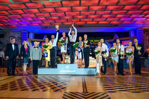 Награждение победителей Кубка мира 2019, фото Светозар Андреев