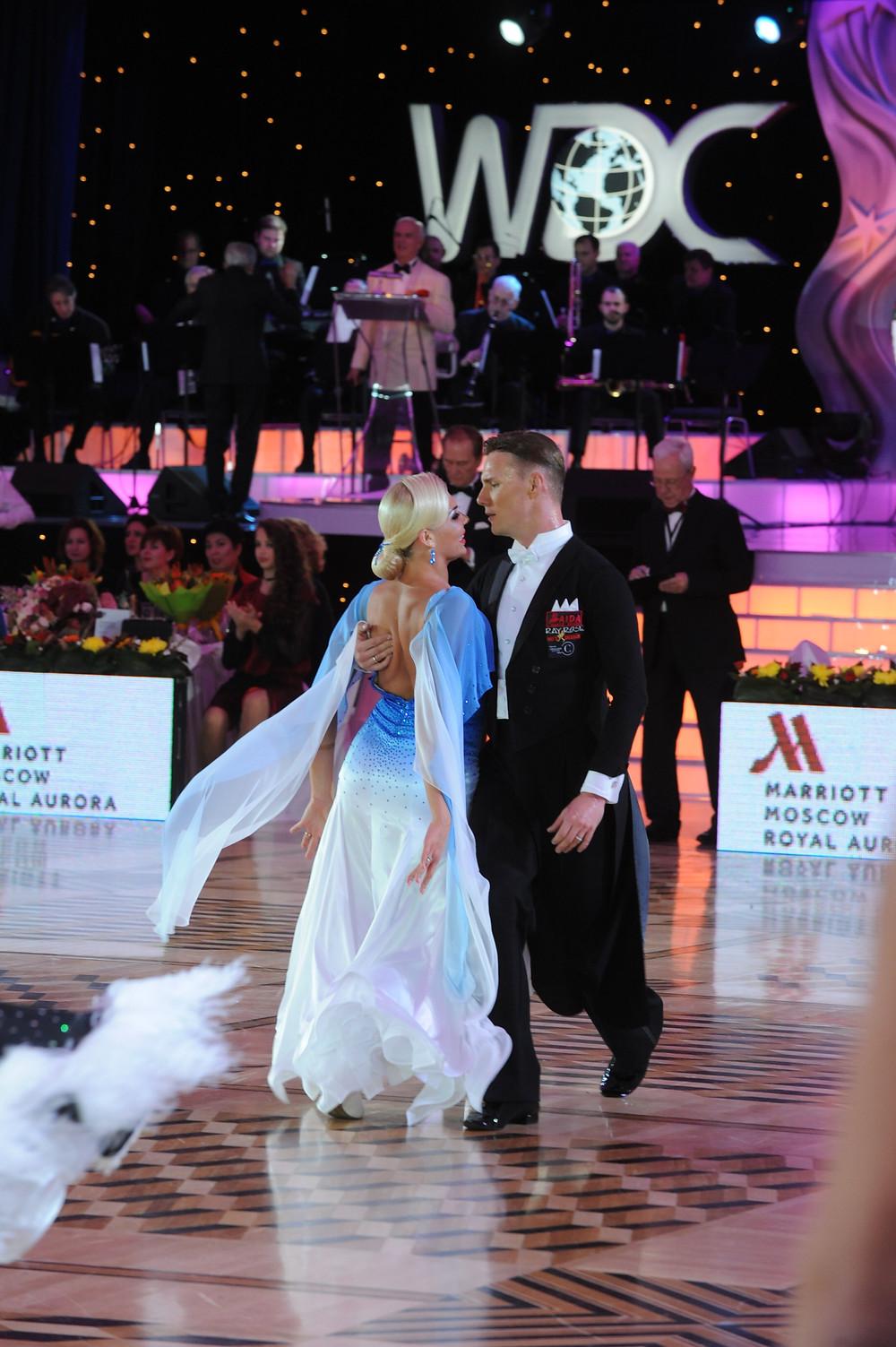Александр Жиратков и Ирина Новожилова, Россия