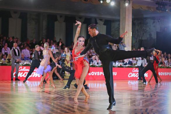 Атанас Гендов и Екатерина Крысаова, Россия, фото Елена Анашина