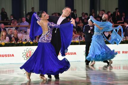Станислав Зелянин и Ирина Черепанова, фото Олег Коныжев
