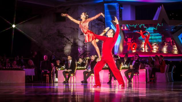 Клифтон Сепульведа и Мар Мартинез Куба, фото Алексей Исмагилов