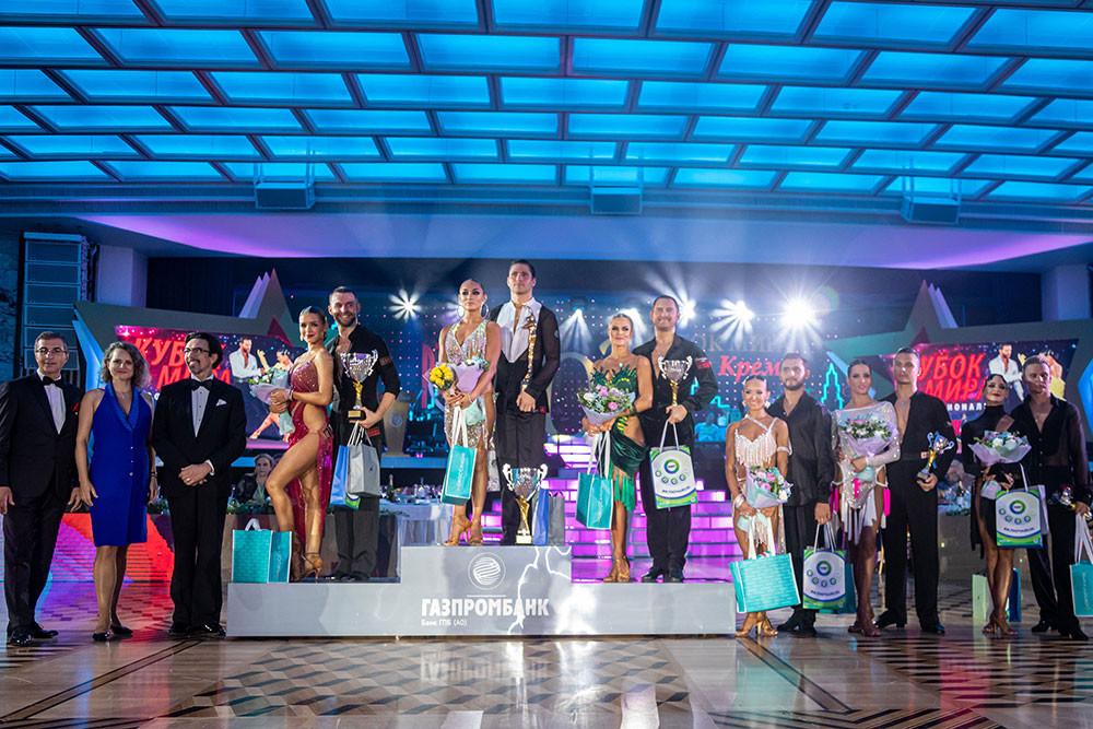 Награждение победителей и финалистов Кубка мира, фото Аркадий Чигинов