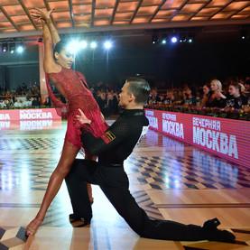 Дмитрий Чечкин и Таисия Чалбасова Россия, фото Олег Коныжев