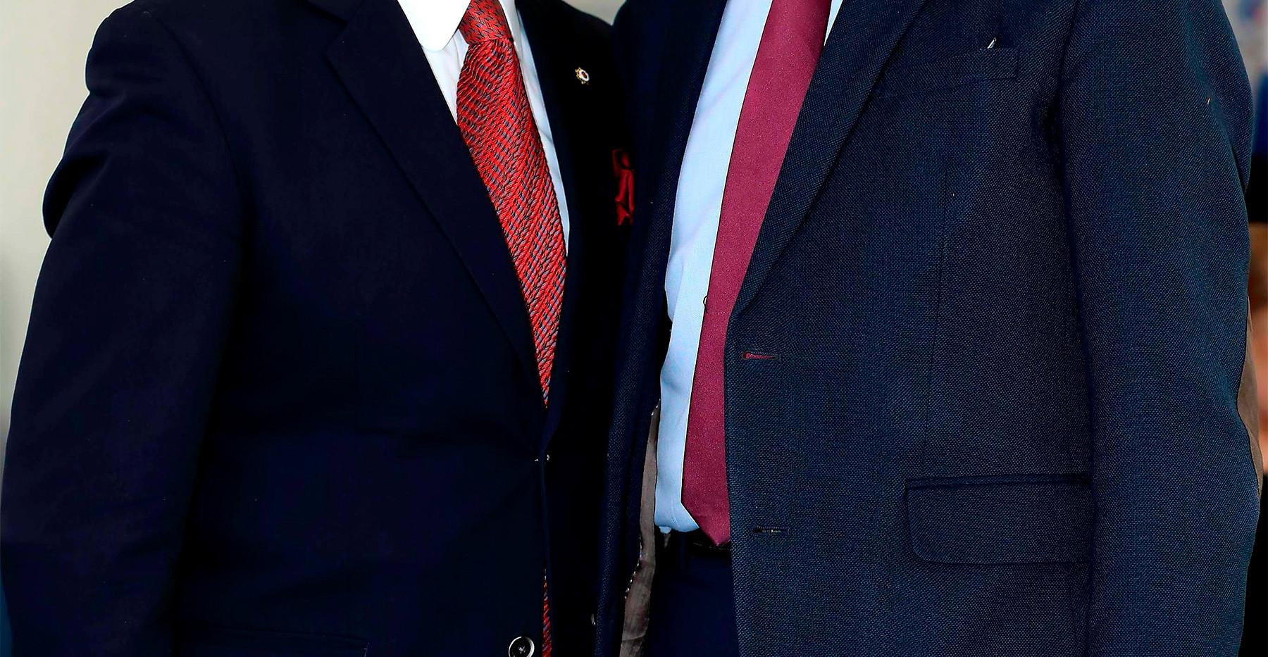 С Президентом федерации фигурного катания, Олимпийским чемпионом Александром Горшковым.