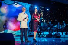 Станислав Попов и Анжелика Эланж, фото Светозар Андреев