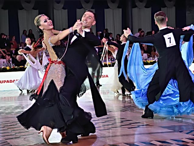 Николай Говоров и Евгения Толстая, фото Олег Коныжев