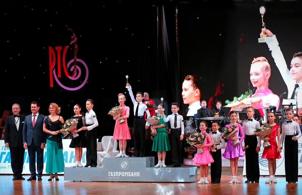 Награждение победителей и финалистов Кубка Станислава Попова, фото Елена Анашина