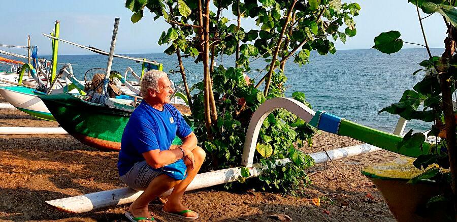 Индонезия, Остров Ломбок.