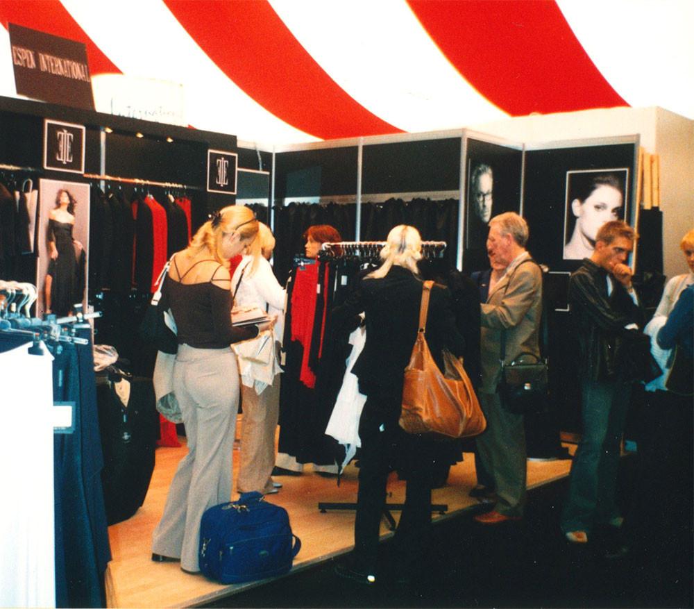 Блэкпул 2003: танцевальный бутик Espen International