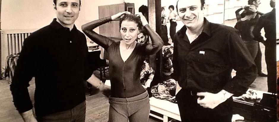 Азарий Плисецкий: «Танец должен быть иллюстрацией настоящих человеческих отношений»