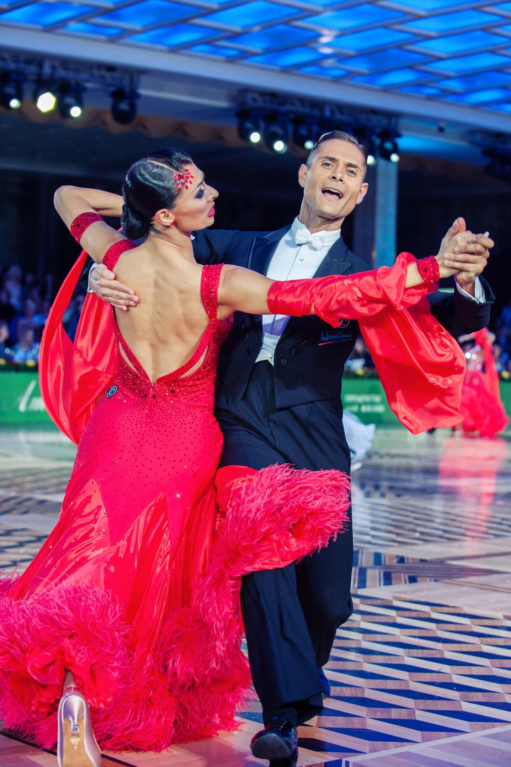 Валерио Колантони и Моника Нигро: «Кремль — самое идеальное место для танцоров!»