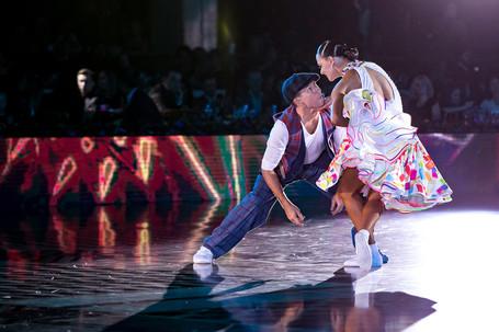 Максим Кожевников и Яна Анина, фото Дмитрий Плетнев