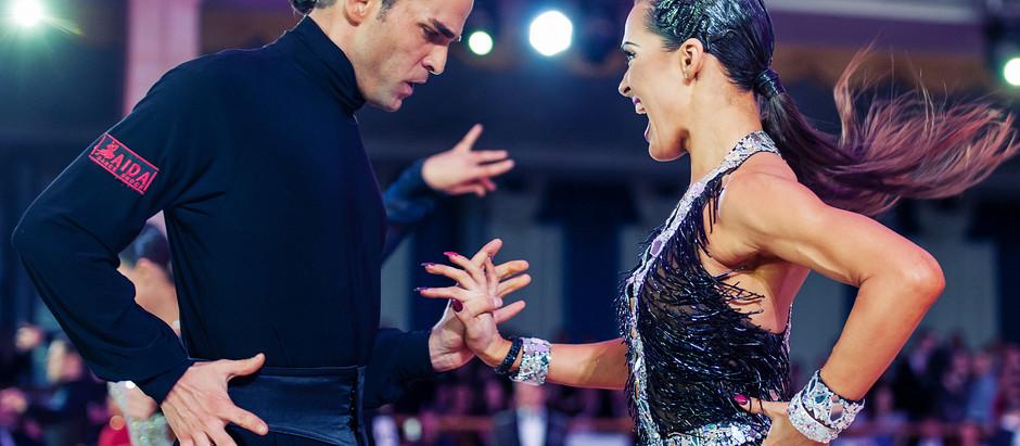 Италия примет участие в Кубке мира по латиноамериканским танцам в Кремле