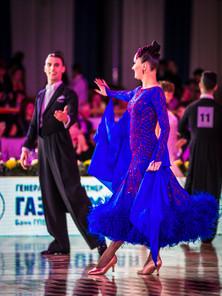 Сергей Сутырин и Наталья Сажина, фото Алексей Исмагилов
