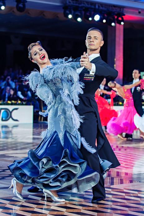 Сергу и Дорота Русу (Польша), фото Светозар Андреев