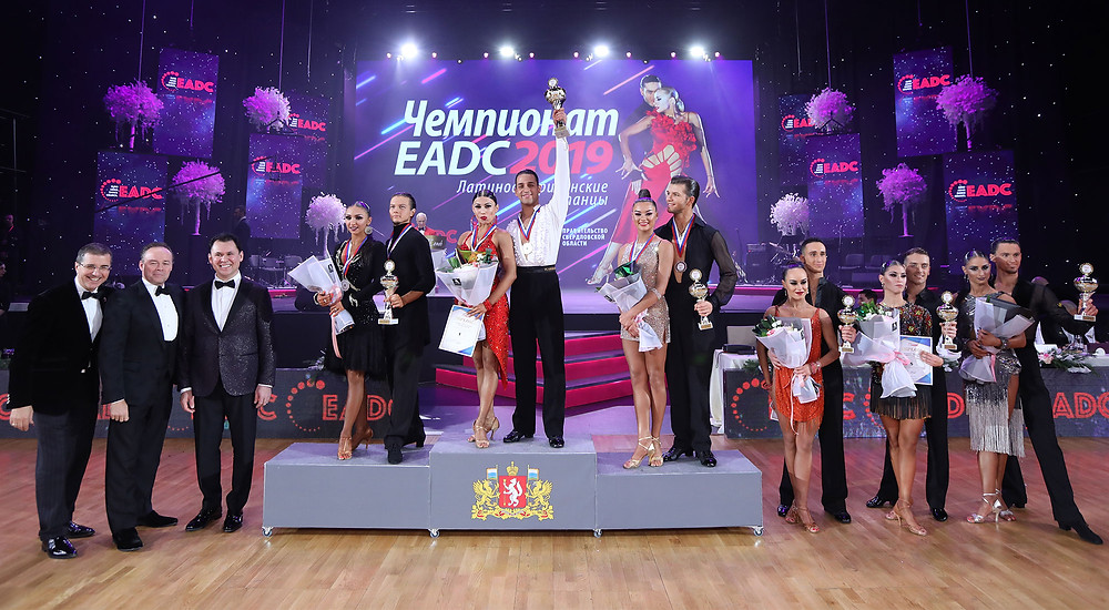 EADC Championship'19, Russia - Amateur Latin