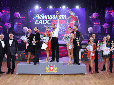 EADC Championship'19, Russia