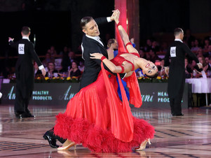 Валерио Колантони и Моника Нигро, фото Юрий Коныжев