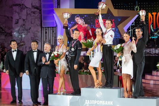 Победители Кубка Кремля, любители, фото Ирина Неволина