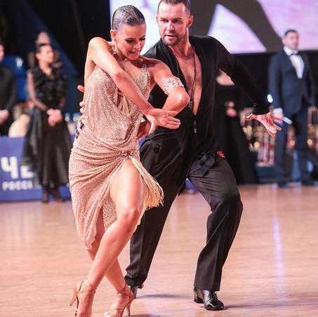 """Владимир Литвинов и Ольга Николаева: """"Мы многое поменяли и в самих себе, и в своем танце"""""""