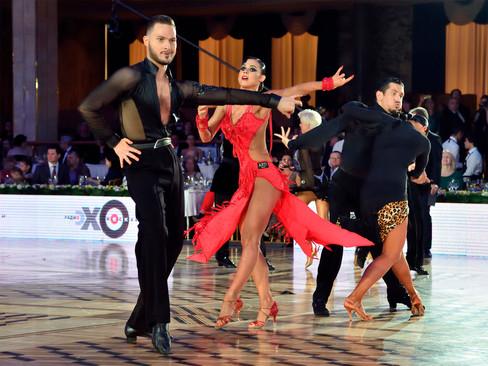 Виктор Бурчуладзе и Наталья Шевчук, фото Олег Коныжев
