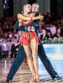 Владимир Литвинов и Ольга Николаева, фото Аркадий Чигинов