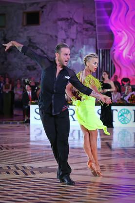 Фердинандо Ианнаконне и Юлия Мусихина, США, фото Елена Анашина