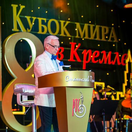 """Станислав Попов: """"Мы решили устроить в Кремле настоящий праздник латины!"""""""