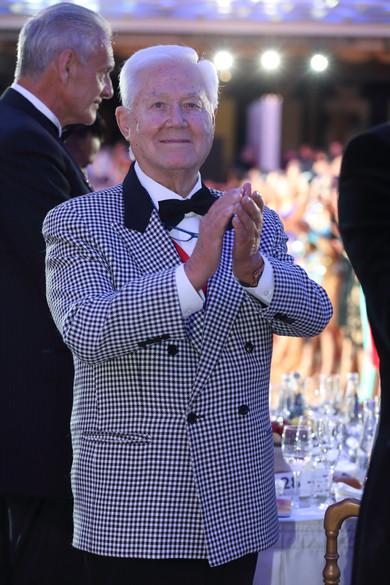 Карл Броер, Германия, главный судья Кубка мира, фото Юрий Коныжев