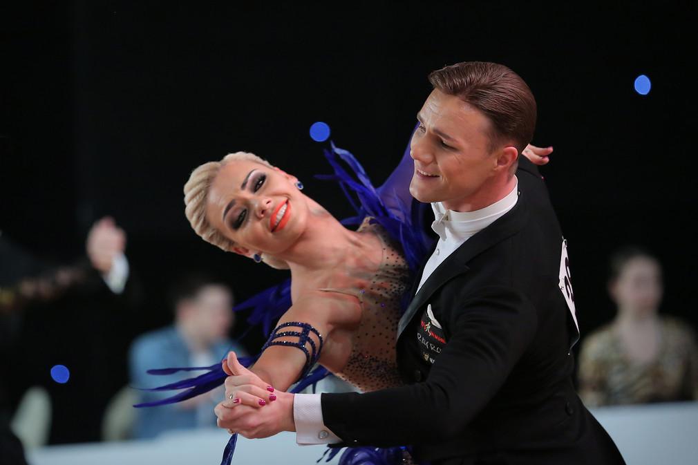 """Российские танцоры верят """"в себя будущих"""""""