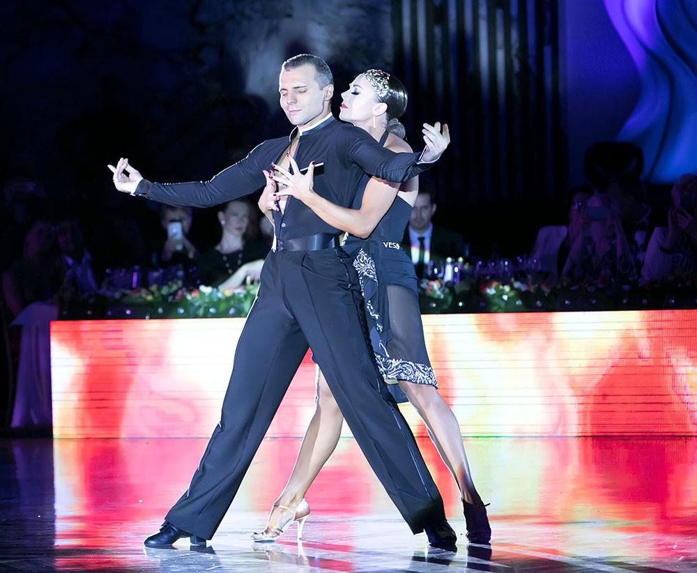 Дорин Фрикатану и Марина Сергеева, Великобритания, фото Дмитрий Плетнев