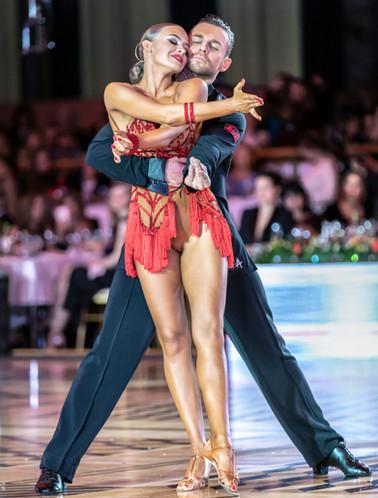 Владимир Литвинов и Ольга Николаева, Россия, фото Аркадий Чигинов